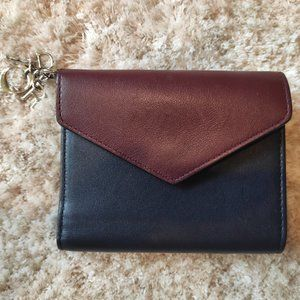 Christian Dior Trifold Leather Wallet